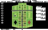 Casino Roulette Commodore 64 Clearing the game board