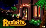 Casino Roulette Amiga Title screen