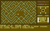 Lost in the Labyrinth Commodore 64 A spear is close by