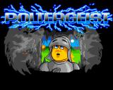 Poltergeist Amiga Title screen
