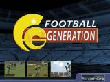 Football Generation Windows Title screen