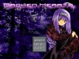 Broken Hearts Windows Main Menu