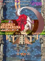 Ibara Arcade The First Guardian, Meidi Rose, piloting the Orange Meillandina