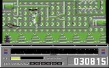 Revenge of Defender Commodore 64 You will face a variety of different enemies