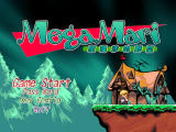 MegaMari Windows Title screen
