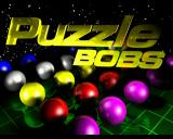 PuzzleBOBS Amiga Title screen