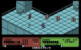 Escape from the Planet of the Robot Monsters Commodore 64 The beginning location