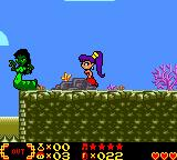 Shantae Game Boy Color Medusa