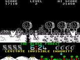 Zythum ZX Spectrum Surrounded by ghosts