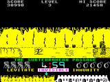 Zythum ZX Spectrum Invisible mode