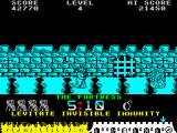 Zythum ZX Spectrum Holes jumping trial