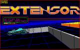 Extensor Atari ST Title screen