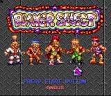 Stone Protectors SNES Select your buttkicker! I prefer Angus..