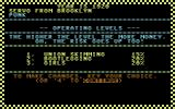 Gangbusters Commodore 64 Operating levels