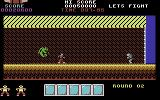 Rygar Commodore 64 A creature sneaking up behind you