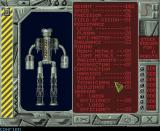 Red Mars Amiga Robot overview