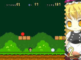 Super Marisa Land Windows Red enemy