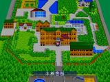 Heroine Dream PlayStation Town map