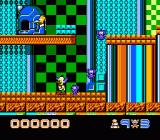 Krusty's Fun House NES Third level