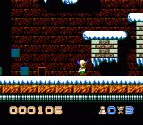 Krusty's Fun House NES The icy worlds of the fifth level
