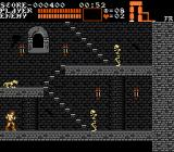 Barbarians and the Necromancer's Tower Linux Inside the tower. Skeletons walk.