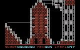 Lode Runner Commodore 64 Level 97 - Rocket ship