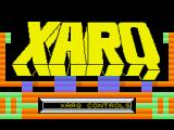 XARQ: The Zimmerman Trenches ZX Spectrum Title screen