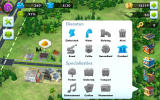 SimCity: BuildIt Android Overview of the services (Dutch version)