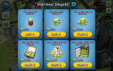 SimCity: BuildIt Android Payment options for the premium currency (Dutch version)