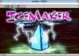 "Icebreaker Windows Title screen of ""Icemaker,"" the level editor of Icebreaker."
