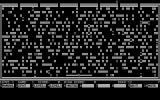 Tommy's Ant Farm DOS The game has a command line option to play in monochrome.