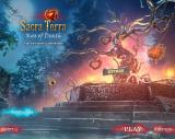 Sacra Terra: Kiss of Death (Collector's Edition) Windows Title and main menu