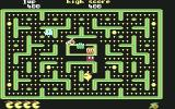 Jr. Pac-Man Commodore 64 Maze one