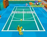 Baby Felix Tennis PlayStation A tennis match...