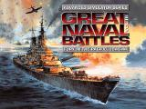Great Naval Battles Vol. III: Fury in the Pacific, 1941-44 DOS Title Screen
