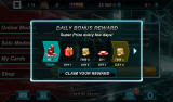 Tekken Card Tournament Android Daily rewards