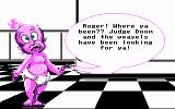 Who Framed Roger Rabbit DOS The kid tells you what to do. (CGA)