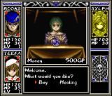 Arcana SNES By a fortune teller