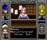 Arcana SNES In an inn