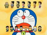 Doraemon 3: Makai no Dungeon PlayStation A cutscene.