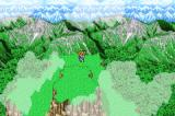 Final Fantasy V Advance Game Boy Advance Up on the mountain