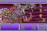 Final Fantasy V Advance Game Boy Advance Neo Exdeath