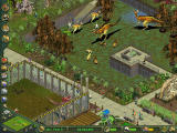 Zoo Tycoon: Dinosaur Digs Windows Lions and Lambeosaurs