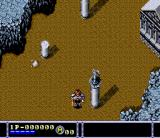 Arcus Odyssey SNES Starting the game