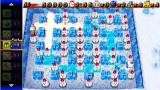 Bomberman PSP Ice world