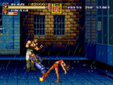 Streets of Rage 2 Windows Last minion is kicked