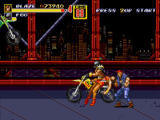 Streets of Rage 2 Windows Biker