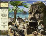 Robinson Crusoe and the Cursed Pirates Windows Not all locations are about finding things, this puzzle is about listening to their sounds