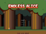 Endless Alice Windows Title screen