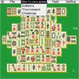 Shanghai Sharp X68000 There are 3 game modes: Solitaire, Tournament and Challenge